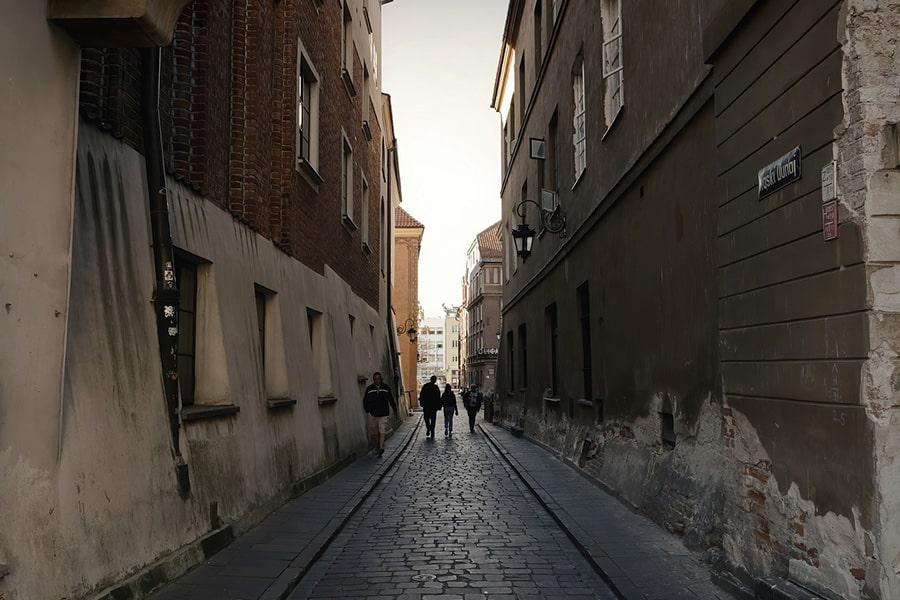 Dégradations urbaines